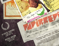 PAPERPLANES (FEATURE FILM) POSTER ARTWORK