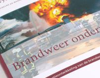 Ontwerp boek 'Brandweer onderweg'