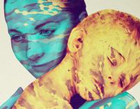 Generative Prints - Human Mix