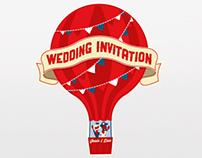 Jessie & Dan Wedding Stationary