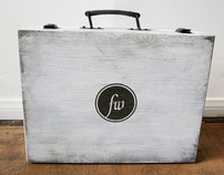 Falling Whistles brief case