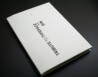 Tribute to Typeface - DIN