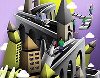 Vectorial illustration