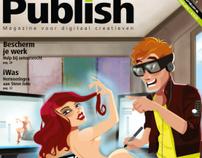 Cover Publish Magazine 02-2012 + feature