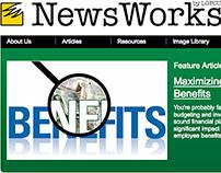 NewsWorks by LGFCU Website