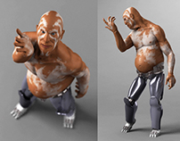 3D personal project