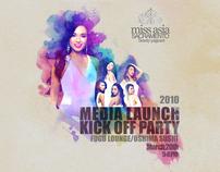 Miss Asia Sacramento Marketing Collateral