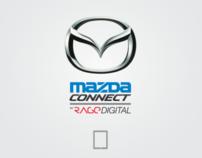 Mazda Connect iPad App