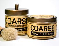 Coarse Shaving Essentials