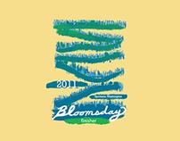 Bloomsday 2011 Winning Shirt Design