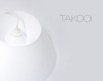 TAKOOI. Classic lampshade.
