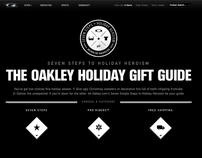 Oakley Holiday Gift Guide