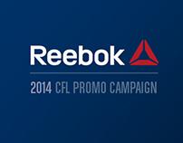 Reebok + CFL - Activation campaign
