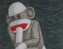 The Thinking Thock Monkey