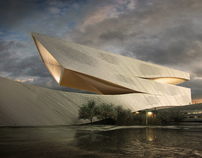 Dalian Library – Competition Proposal