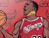 Basketball Illustrations pt.1