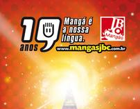 Banners Mangás JBC