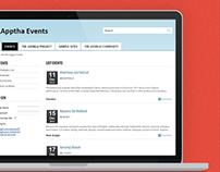 Apptha Events Management