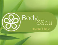 Body and Soul Holistic Clinic Website