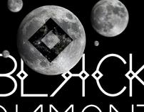 BLACK DIAMONZ FONT