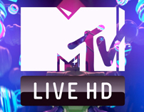 MTV LIVE HD Campaign