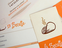 La Bocatta (BRANDING for traditional mexican food)