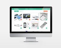 Instabuy Web Site