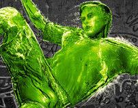 PowerAde / Lanzamiento Uva Verde