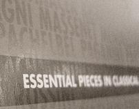 Essential Recordings in Classical Music Booklet
