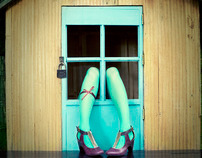 Designer Gala - Shoe Campaign