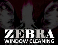 Promotional Packet for Zebra Window Cleaning