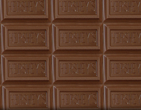 Hershey's Chocolate Advertisement Series