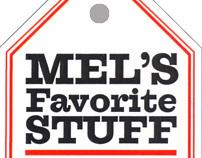 Favorite Stuff Gift Tags