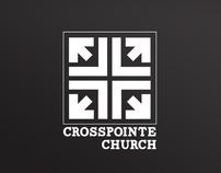 Brand development for Crosspointe church