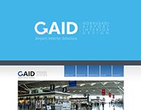 GAID Web Interface Design