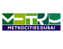 MetroCities Dubai : Brand Identity and Application