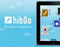 Hiboo, books to explore