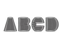 wicker alphabet