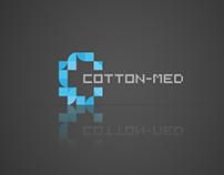 Logo for dressing materials company