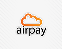 AirPay iPhone App Design