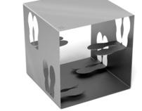 FOOTPRINT. Modular shoe storage