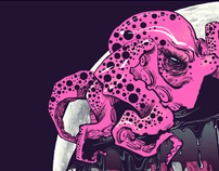 the  Octopus Umbrella  and Catwoman