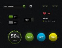 Devisual Media free UI pack