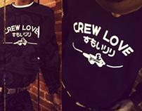 Booklet: Crew Love Crew Neck Sweater