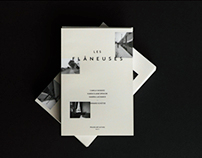 LES FLÂNEUSES | Artists Exhibition Catalog