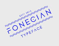 Fonecian Typeface