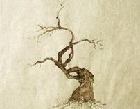 ''de terre surgiraient des arbres''( Lucrèce) 2010