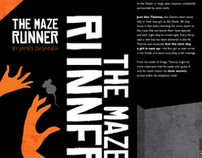 Redesigning a Bookjacket Series