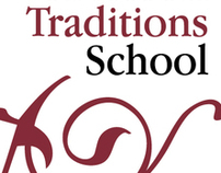Montessori Traditions School Logo Design