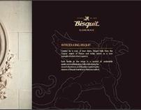BISQUIT COGNAC | Trade Presenter Brochure